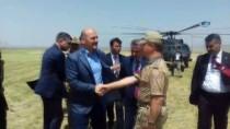 AHMED-I HANI - İçişleri Bakanı Soylu Ağrı'da