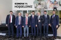 ALI YERLIKAYA - Iconova'da Büyük Buluşma