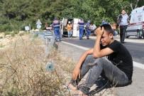 ARSLANKÖY - 'Kanlı Viraj' Kana Bulandı