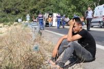 ARSLANKÖY - 'Kanlı Viraj' Yine Kana Bulandı! 3 Ölü, 16 Yaralı