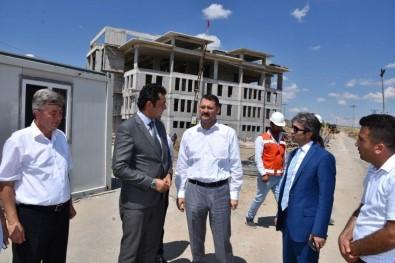 Kırıkkale'ye Yeni 112 Acil Çağrı Merkezi Yapılıyor