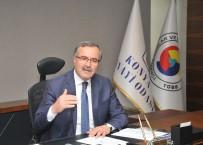 RUSYA FEDERASYONU - Konya İhracatı İlk 6 Ayda Türkiye Ortalamasından Daha Yüksek Performans Gösterdi