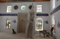 KAPALI ÇARŞI - Marmaris'te Çarşı Camii'nin Restorasyon Çalışmasında Sona Gelindi