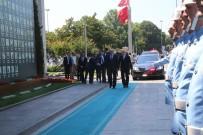 ERKEN SEÇİM - Meclis Başkanı Kahraman'dan Erken Seçim İddialarına Açıklama