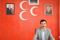 MHP Dursunbey İlçe Başkanı Özkan Açıklaması 'Bizi Yıkmak İstediler Başaramadılar'