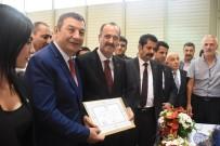 İSMAIL ÖZDEMIR - MHP'li Vekiller Mazbatalarını Aldı
