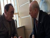 KAMU GÖREVLİSİ - MHP lideri Bahçeli'den Alaattin Çakıcı'yı ziyaretiyle ilgili açıklama