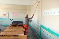 KAYGıSıZ - Okullar İçin Acil Onarım Ekibi