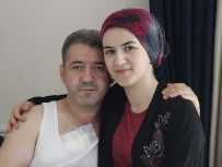 KADINA ŞİDDET - (Özel) Eski Damadı Tarafından Bıçaklanan Adam Dehşet Anlarını Anlattı