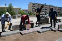 NİKAH SARAYI - Palandöken Belediyesi, Çalışmalarına Hız Kesmeden Devam Ediyor