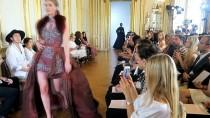 SONBAHAR - Paris Haute Couture Moda Haftası'ndan Renkli Görüntüler