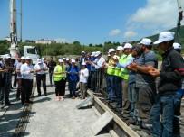 ENVER YıLMAZ - Posof'ta Sanayi Sitesinin Temeli Atıldı