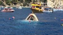 DENIZ KUVVETLERI KOMUTANLıĞı - Sahil Güvenlik Gemisi Artık Dalış Turizmine Hizmet Edecek