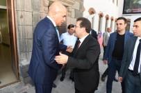 ALİ KORKUT - Selami Altınok 'Hacıcuma'da Yaşamak Mutluluktur'