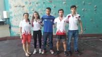 Spor Tırmanış Türk Milli Takımı'na Bursa'dan 4 Sporcu