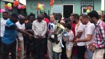 DARÜSSELAM - Tanzanya'da Türk Usulü Sünnet Düğünü