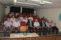 METİN COŞKUN - Torba Yasa DTSO'da Anlatıldı