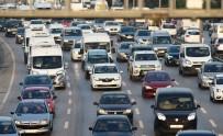 VOLKSWAGEN - Trafiğe Kaydı Yapılan Taşıt Sayısı Yüzde 3,1 Arttı