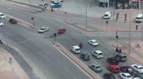 ÇEÇENISTAN - Trafik Magandaları İş Başında