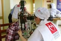 SAĞLIK ÖRGÜTÜ - Turkcell Çalışanları Doğum Gününde Afrika'daki Bir Çift Gözü Sağlığına Kavuşturuyor