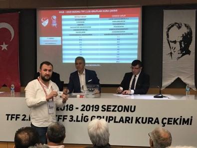 UTAŞ Uşakspor 2. Lig Beyaz Grupta Mücadele Edecek