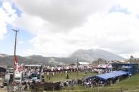 MUSTAFA YILDIZDOĞAN - Vali Karaloğlu Beydağları İmecik Yörük Şenliklerine Katıldı