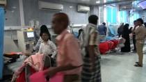 DÜNYA SAĞLıK ÖRGÜTÜ - WHO Açıklaması 'Hudeyde'de Sağlık Durumu Kötüye Gidiyor'