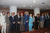 İBRAHIM AYDEMIR - Yeni Dönemin Milletvekilleri Mazbatalarını Aldı