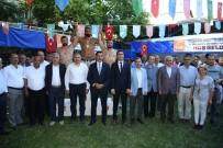 GÜMRÜK VE TİCARET BAKANI - Yeşilyurt Kültür Kiraz Ve Spor Festivali Dolu Dolu Geçti