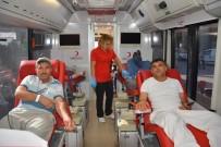 KıZıLAY - 10 Günde 500 Ünite Kan Bağışı