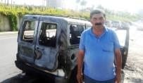 KASKO - 15 Dakika Önce Satın Aldığı Araba Alev Alev Yandı