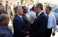 SIVIL TOPLUM KURULUŞU - Adalet Bakanı Abdulahamit Gül Nizip'te