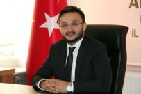 AK Parti İl Başkanı Yanar, 'Nevşehir'in İl Oluşunun 64.Yılı Kutlu Olsun'