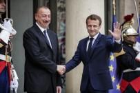 TİCARET ANLAŞMASI - Aliyev, Fransa'da