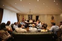 DOĞALGAZ - Altyapı Koordinasyon Toplantısı Yapıldı