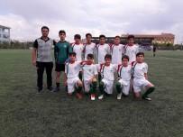 AMED - Amed Sportif U13'te Şampiyon Oldu