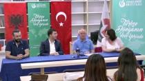 YUNUS EMRE - Arnavutluk'ta 'Osmanlıca Yaz Okulu' Sertifika Dağıtım Töreni