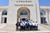 MECLIS BAŞKANı - ATB Yüksek İstişare Kurulu Toplantısı Yapıldı
