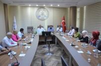 ATSO Başkanı Göktaş Personelle Projelerini Paylaştı