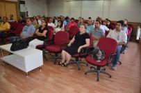 EĞİTİM TOPLANTISI - Aydın'da Akdeniz Meyve Sineği Eğitim Toplantısı Yapıldı