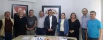 TÜRK TABIPLER BIRLIĞI - Aydın Tabip Odası'ndan 'Sağlıkta Şiddet Sona Ersin' Çağrısı