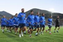 ERZURUMSPOR - B.B. Erzurumspor İkinci Etap Kamp Çalışmalarına Başladı