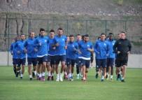 MERT NOBRE - B.B. Erzurumspor'un Antrenmanına Yoğun İlgi