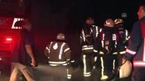 EXPO - Bakırköy'de Fuar Merkezinde Yangın