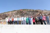 BAĞBAŞı - Başkan Gürlesin Pamukkale Belediyesi Kent Konseyi Üyelerine Projeleri Tanıttı