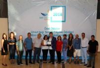 BELEDİYE BAŞKANI - Başkan Kocadon'a Yılın Doğa Dostu Şehri Ödülü Verildi