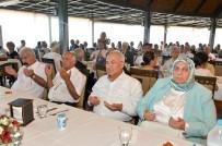 ALİ İHSAN SU - Başkan Kocamaz, Kıbrıs Gazileri Ve Şehit Aileleriyle Buluştu