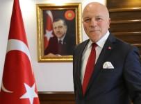 SÜPER LIG - Başkan Sekmen Açıklaması 'Elazığ Ve Erzurum Anadolu'nun İki Kardeş Şehridir'
