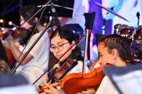 KLASIK MÜZIK - Beylikdüzü Gençlik Senfoni Orkestrası İlk Konserini Verdi