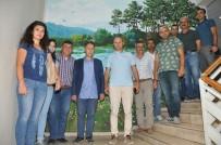 ORMAN VE SU İŞLERİ BAKANI - Buldan'da Sulamada Çiftçiler Dijital Saat İle Tanışacak